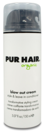 Blow out cream (150ml) | PUR HAIR ® Organic