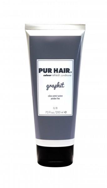 Colour Refresh Conditioner Graphit (200ml) | PUR HAIR ®