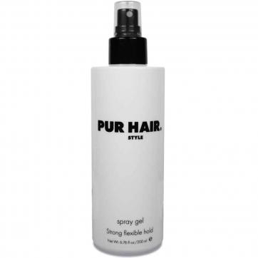 Spray Gel (200ml)   PUR HAIR ® Style