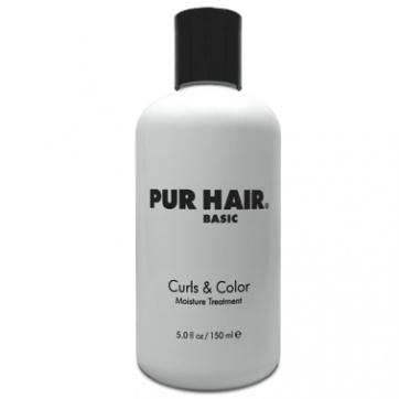Curls & Color Moisture treatment (150ml)   PUR HAIR ® Basic