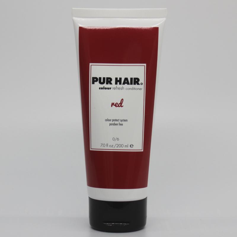 Colour Refreshing Mask Red  (200ml) | PUR HAIR ®