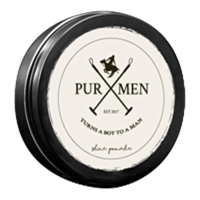 Shine Pomade (100ml) | PUR MEN