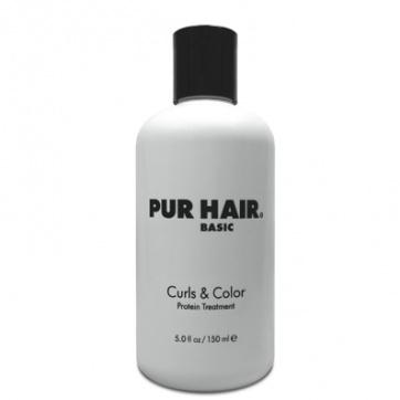 Curls & Color Protein treatment (150ml)   PUR HAIR ® Basic