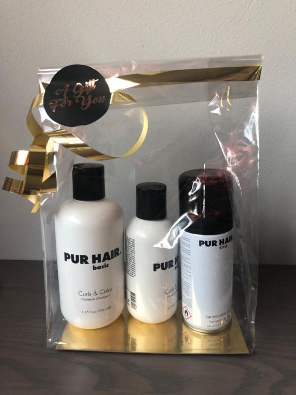 Geschenkverpakking   PUR HAIR ® Giftbox
