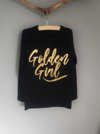 Baby/Kids Shirt Golden Girl