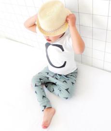 Baby/Kids Shirt Letter