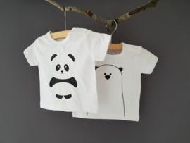 Baby/Kids Shirt Panda