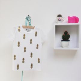 Baby/Kids Shirt Ananasjes