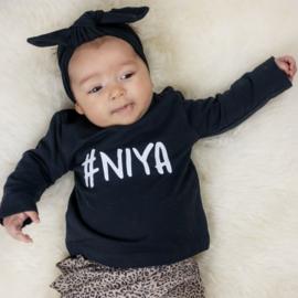 Baby/Kids Shirt EIGEN TEKST