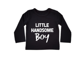 Baby/Kids Shirt Little Handsome BOY / GIRL