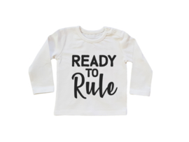 Baby/Kids Shirt Ready to Rule