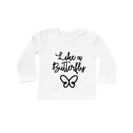 Baby/Kids Shirt Butterfly