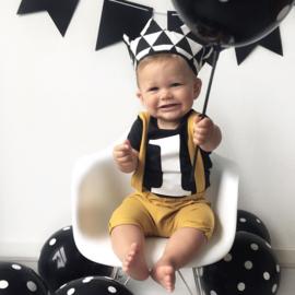 Baby/Kids Shirt Cijfer