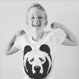 Baby/Kids Shirt Bear