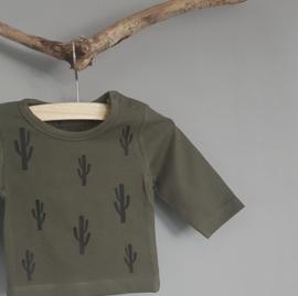 Shirt Cactusjes 50/56