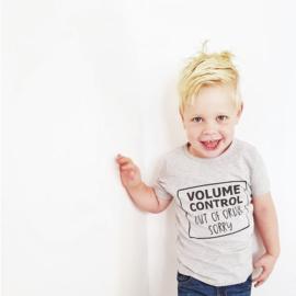 Baby/Kids Shirt VOLUME CONTROL