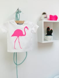Baby/Kids Shirt Flamingo