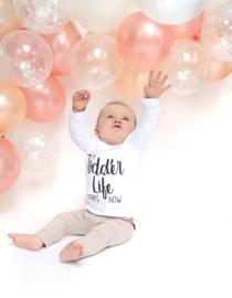Baby/Kids Shirt My Toddler Life Starts Now