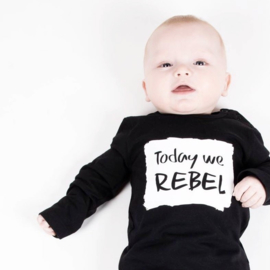 Baby/Kids Shirt TODAY WE REBEL