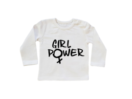 Baby/Kids Shirt GIRL POWER