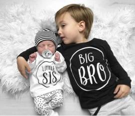 Baby/Kids Shirt Big Sis/Bro
