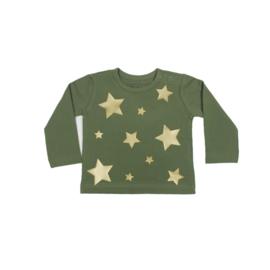 Baby/Kids Shirt Sterren