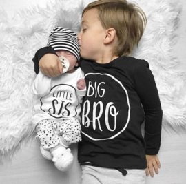 Baby/Kids Shirt Little Sis/Bro