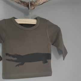 Shirt Krokodil 50/56