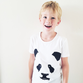 Baby/Kids Shirt PANDA BEAR
