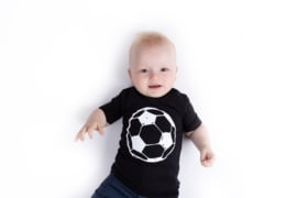 Baby/Kids Shirt Voetbal