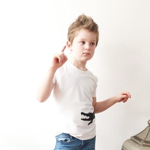 Baby/Kids Shirt Krokodil