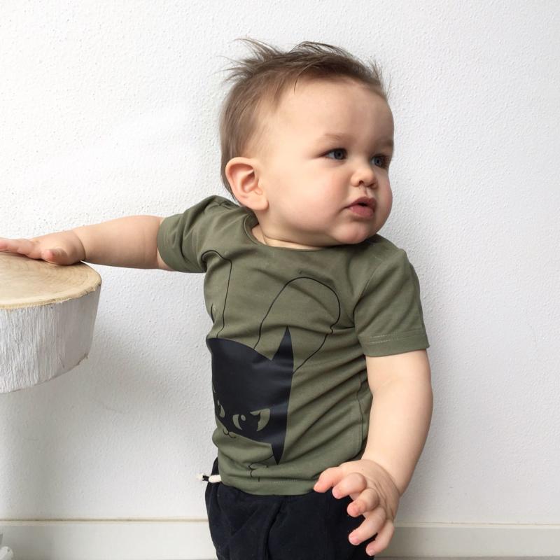 Baby/Kids Shirt Batbunny