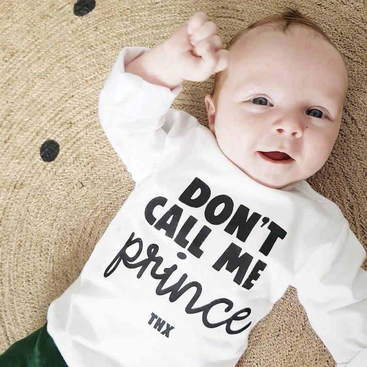 Baby/Kids Shirt Do No Price / Princess