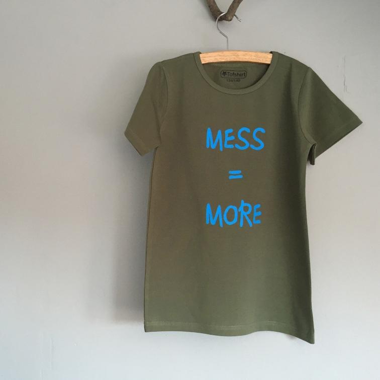 Baby/Kids Shirt Mess = More