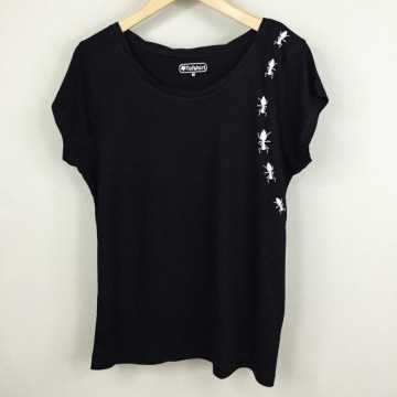 Dames t-shirt Mieren