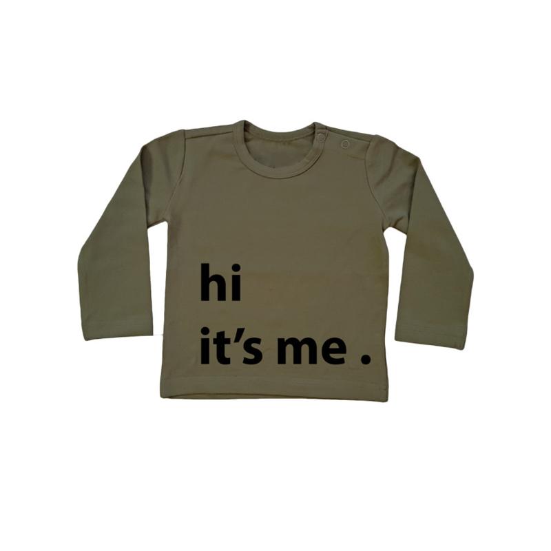 Baby/Kids ShirtHI IT's ME