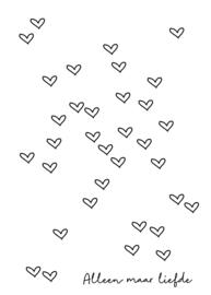 Alleen maar liefde