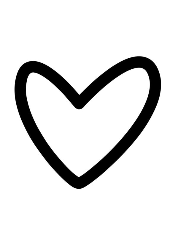 hart groot liefde huupieshop