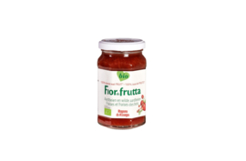 Fruitbeleg aardbei   250 gram
