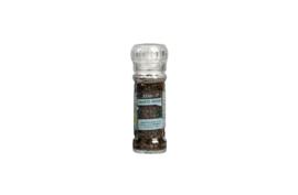 Zwarte peper molen |  50 gram