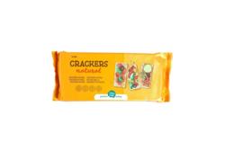 Crackers, naturel   300 gram