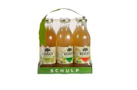 Biologische mixtray Schulp | 4500 ml
