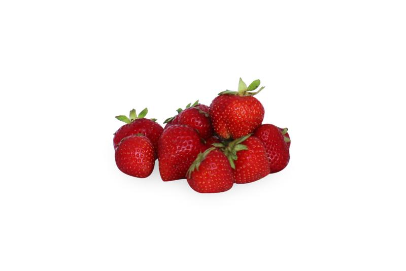 Biologische Aardbeien | 250 gram