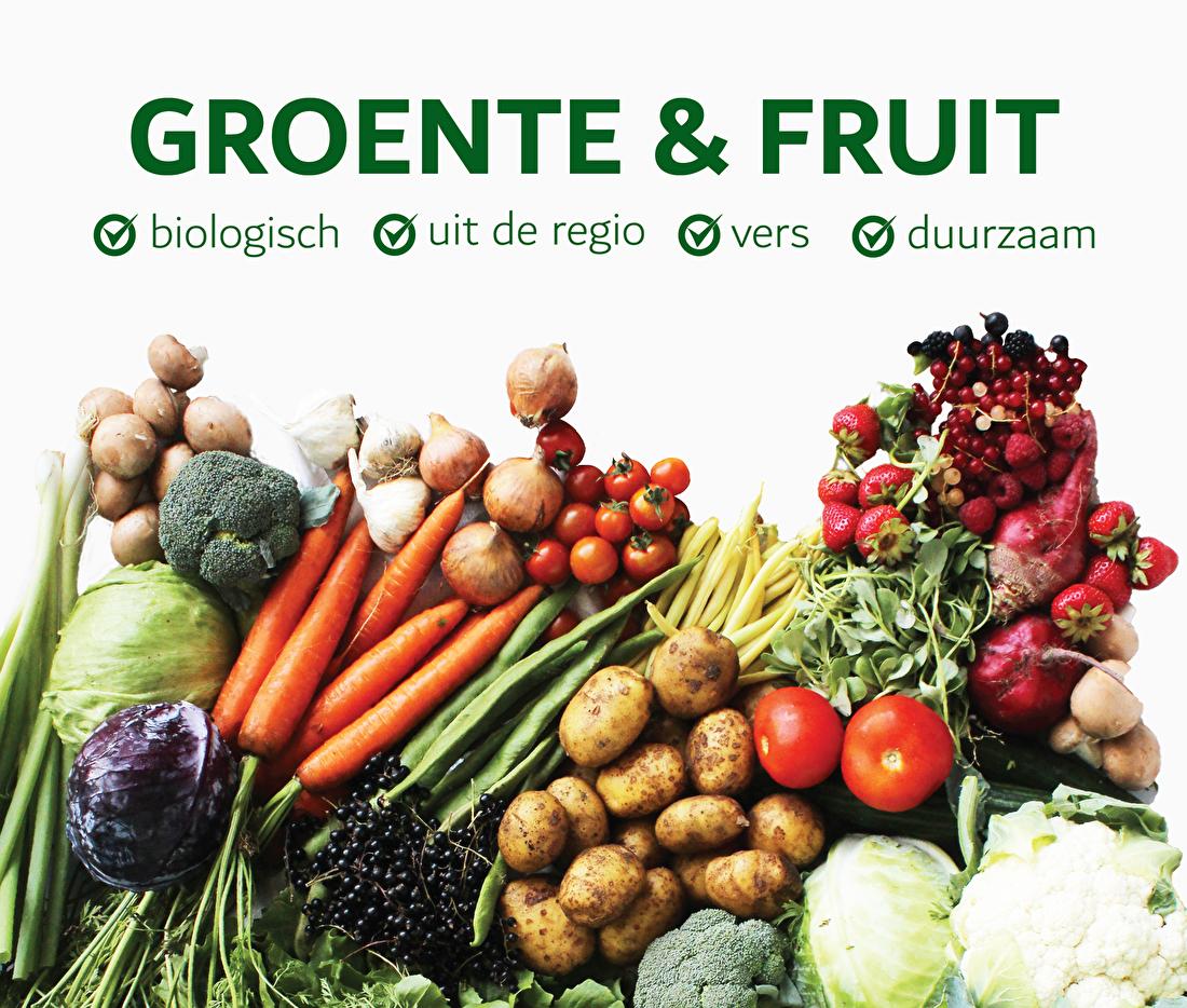 Biologische groente en fruit online bestellen Noord-Holland