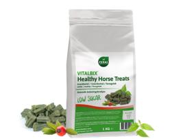 Vitalbix Healthy Horse Treats Rozenbottel & Brandnetel - 1 KG