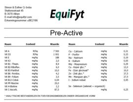 EquiFyt Pre-Active