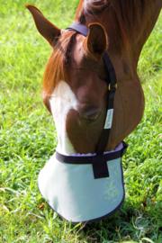 NAG UV-Werende (90%) Neusbeschermer (Met halster - zonder keelriem) - Alleen nog maat Pony