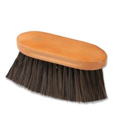 Anti-stof borstel met extra lange haren - hardhout