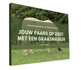 Jouw paard op dieet met een graasmasker - Karlijn Weder