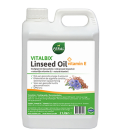 Vitalbix Linseed Oil + vitamine E